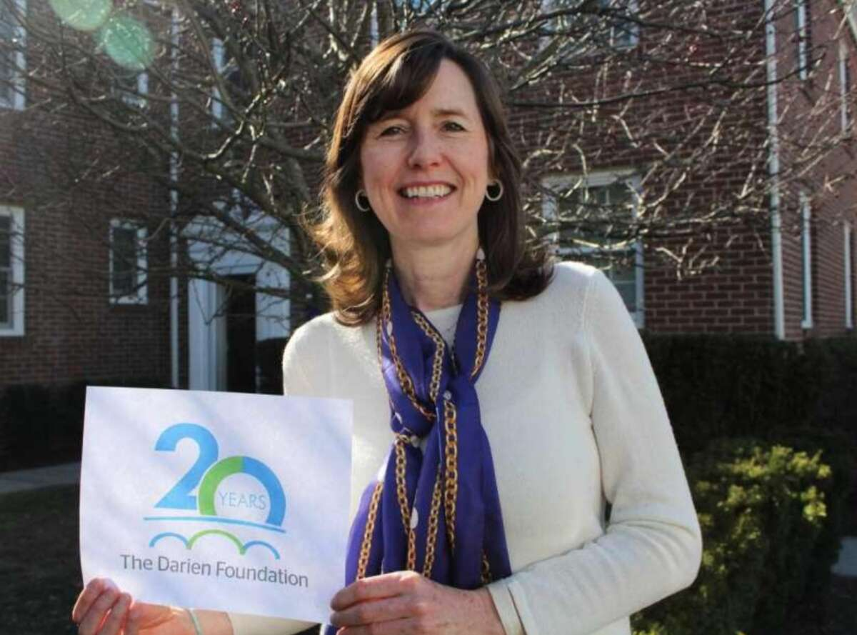Darien Foundation Executive Director Sarah Woodberry