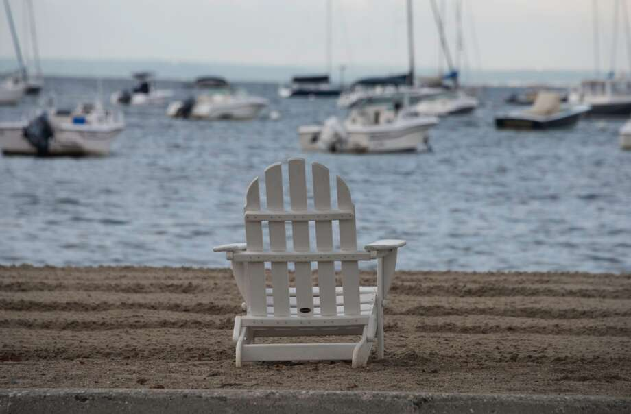 Neighbors objected to some upgrades to Pear Tree Point Beach — Laureen Vellante photo