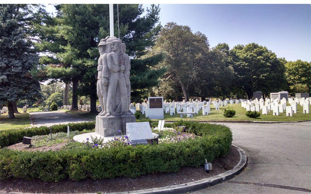 Spring Grove Veterans Cemetery in Darien