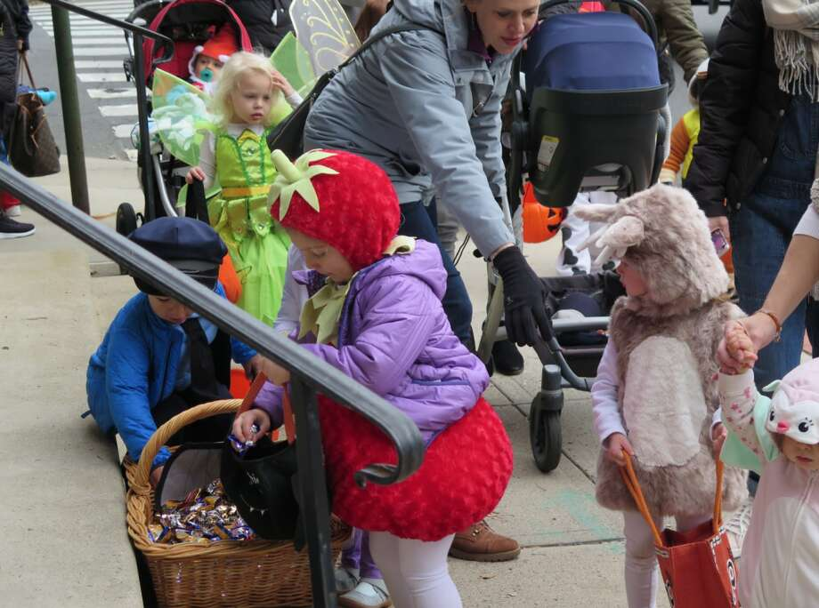 The DCA held its annual Mom's Morning In Halloween parade on Friday, Oct. 26.