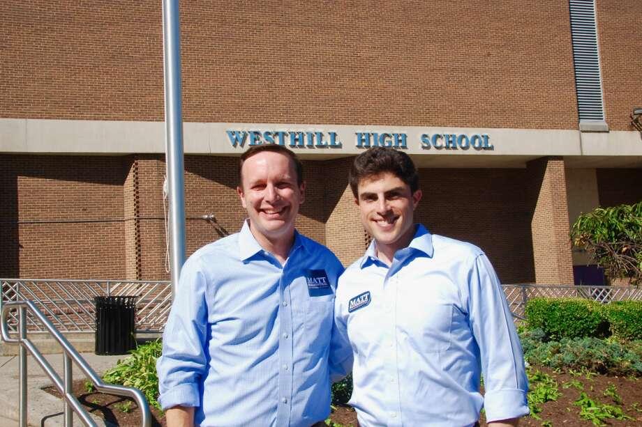 Senator Chris Murphy has endorsed Stamford resident Matt Blumenthal for state rep.