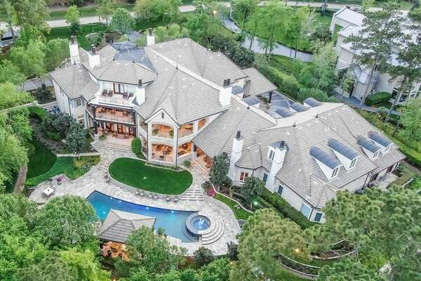 51 Grand Regency Circle List price: $7.495 million Square feet: 21,696