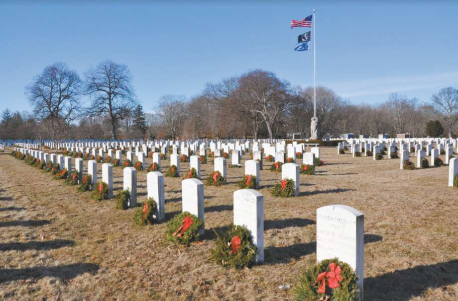 Darien's Wreaths Across America collection will begin at the end of September.