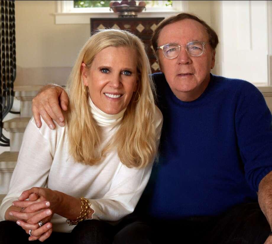 Susan and James Patterson — David Burnett photo