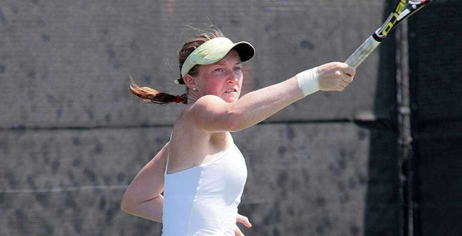 Darien's Caroline Dunleavy will be playing in the CT Open later this week in New Haven.