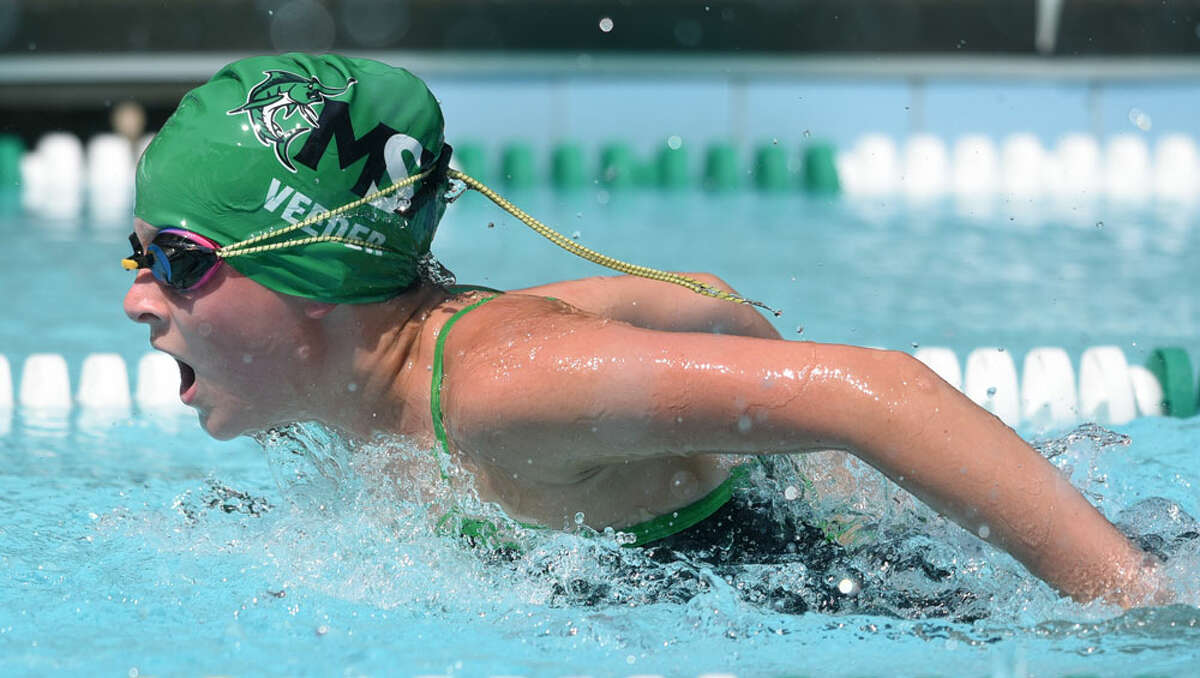 The Middlesex Swim Team hosted the FCSL Div. I championships on Aug. 7. - Dave Stewart photo