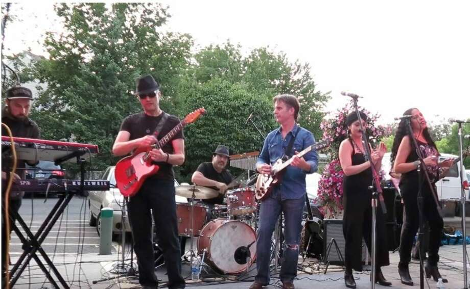 CC: Legend, a Bob Marley cover band, will play Darien's Summer Nights Friday, July 20.