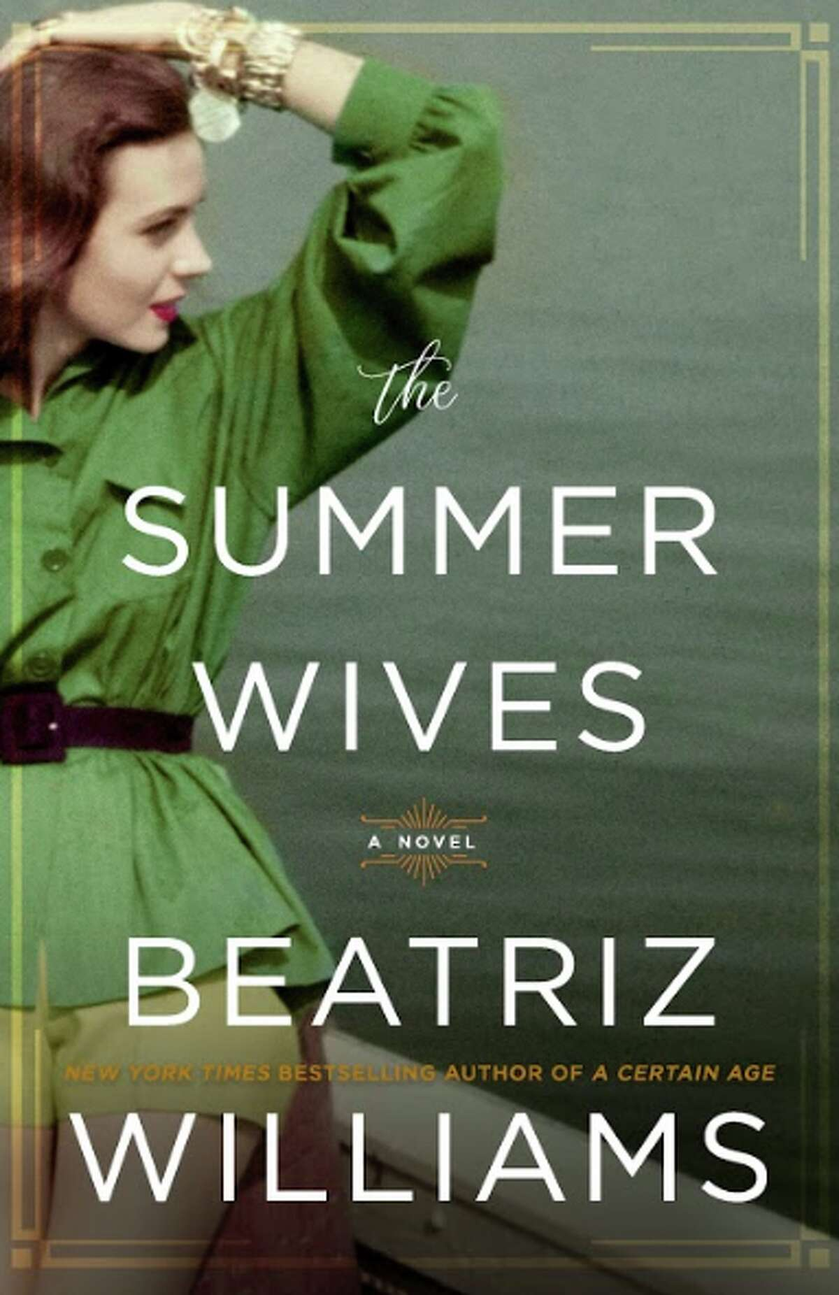 New York Times bestselling author Beatriz Williams will visit the Darien Library on Thursday, July 12.