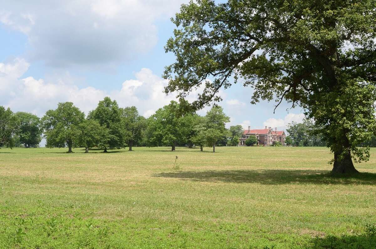 Waveny Park, as seen looking northeast from Lapham Road on July 5. - Greg Reilly photo