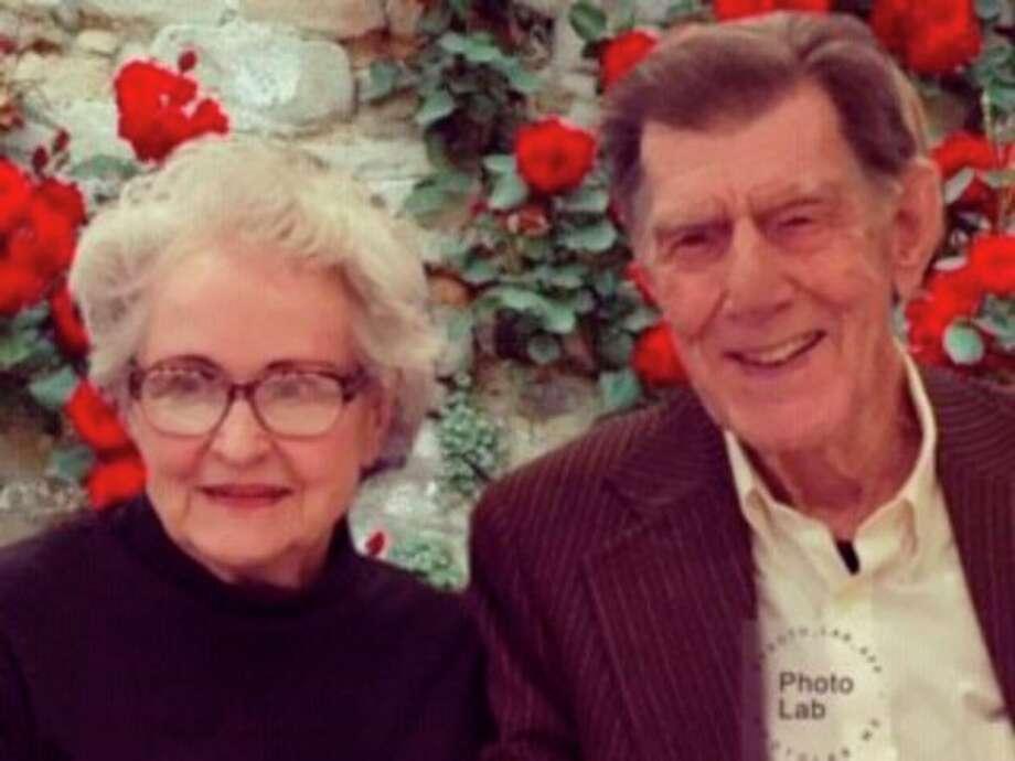 Janet and Kenneth Killinger.