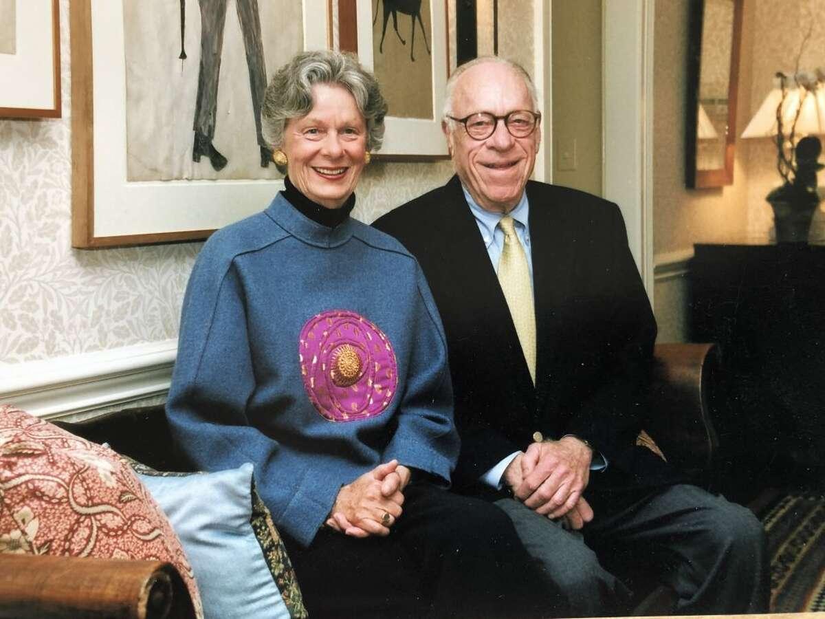 Ann and Steve Mandel