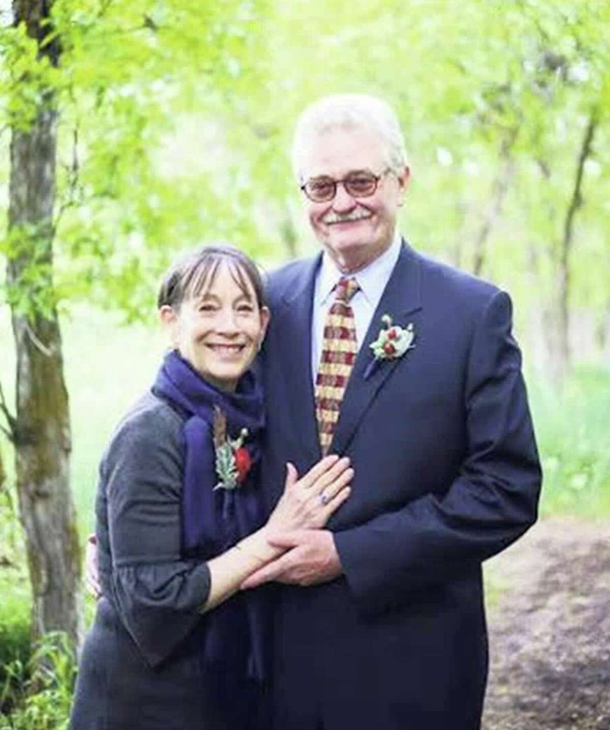 Carol and Bill Tamme of Darien