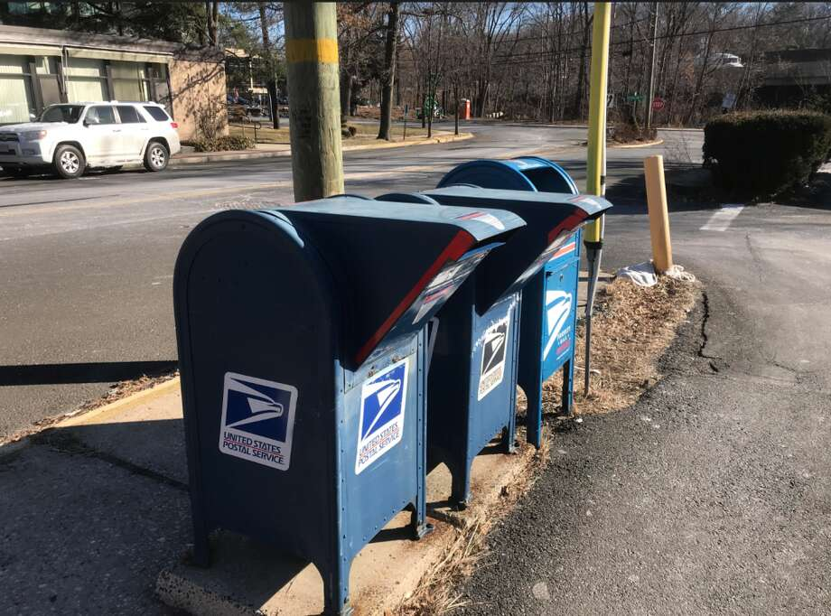 Two checks were stolen from outgoing mailboxes at the Corbin Drive Post Office recently, payees and amounts were changed and then the checks were cashed. — Susan Shultz photo