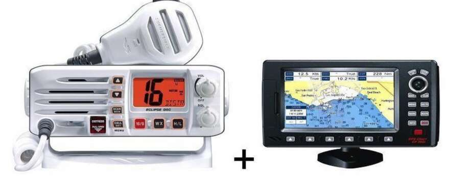 "Students who take the boating course ""On-the-Water"" session will learn about GPS and VHF."