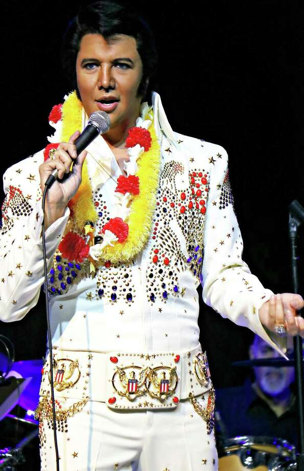 Houston native Vince King will do his best Elvis music for the fans at Liberty Opry on June 22 at 6 p.m. Photo: Submitted / Courtesy Photo