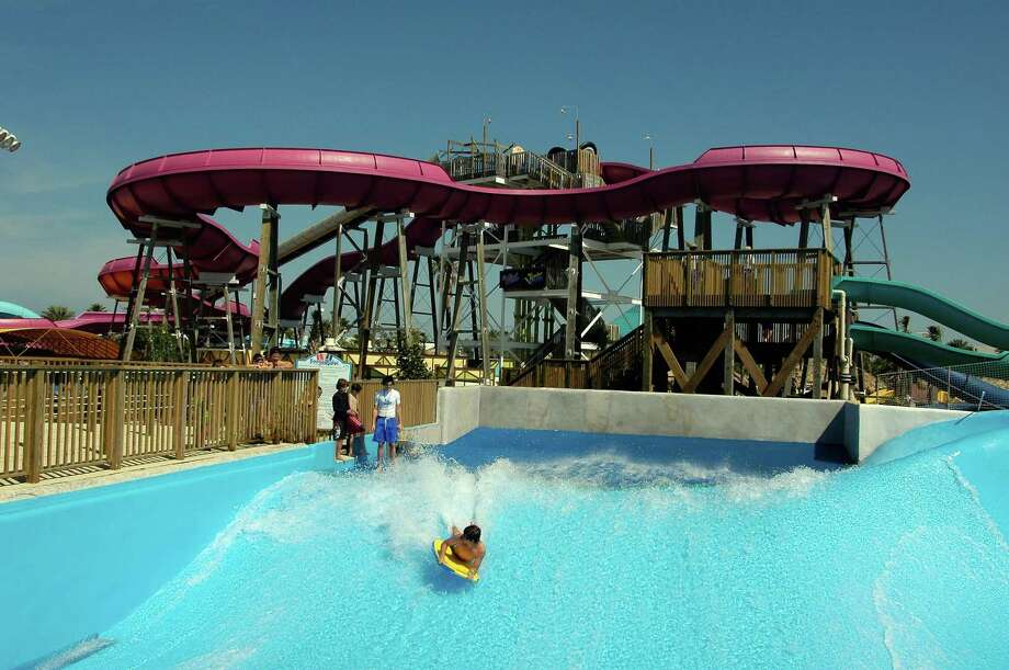 >>>Click through to see how much it costs to make a splash at Houston area water parks Photo: Photo Courtesy Galveston CVB / Galveston CVB / Internal