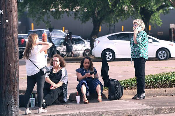 In a second threat this week, employees and visitors of the the Jefferson County Courthouse were evacuated from the building Thursday morning after a bomb threat was made. The first threat was called in Wednesday afternoon. Photo taken Thursday, 6/20/19