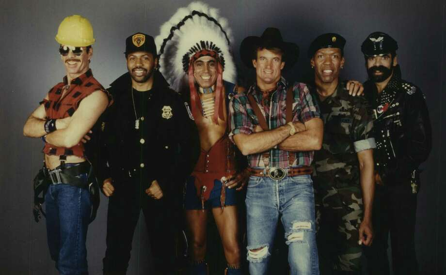 The Village People of yesterday. Photo: Talent Consultants Int. / Hearst Connecticut Media File / Houston Chronicle