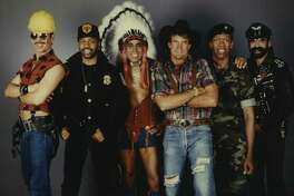 The Village People of yesterday.