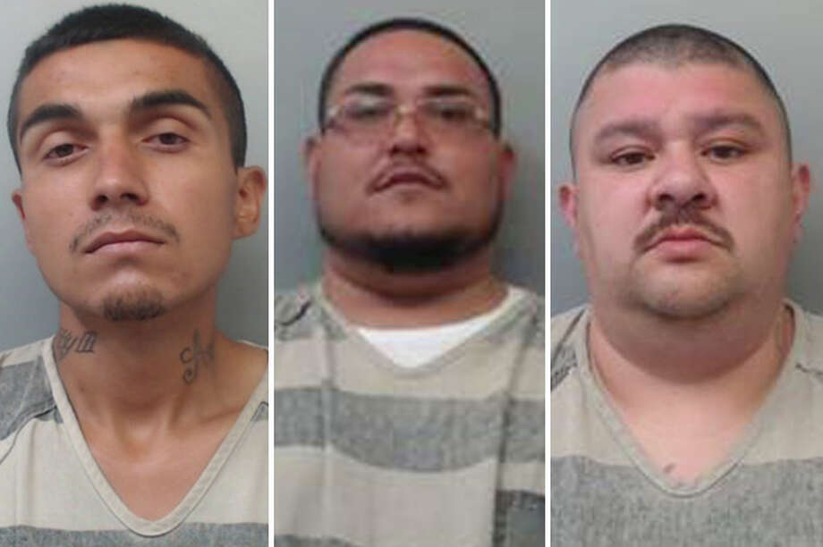 "Three men were arrested and narcotics were seized thanks to a tip to the ""Report your Competition"" hotline, according to the Webb County Sheriff's Office. Photo: Courtesy"