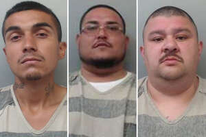 """Three men were arrested and narcotics were seized thanks to a tip to the """"Report your Competition"""" hotline, according to the Webb County Sheriff's Office."""