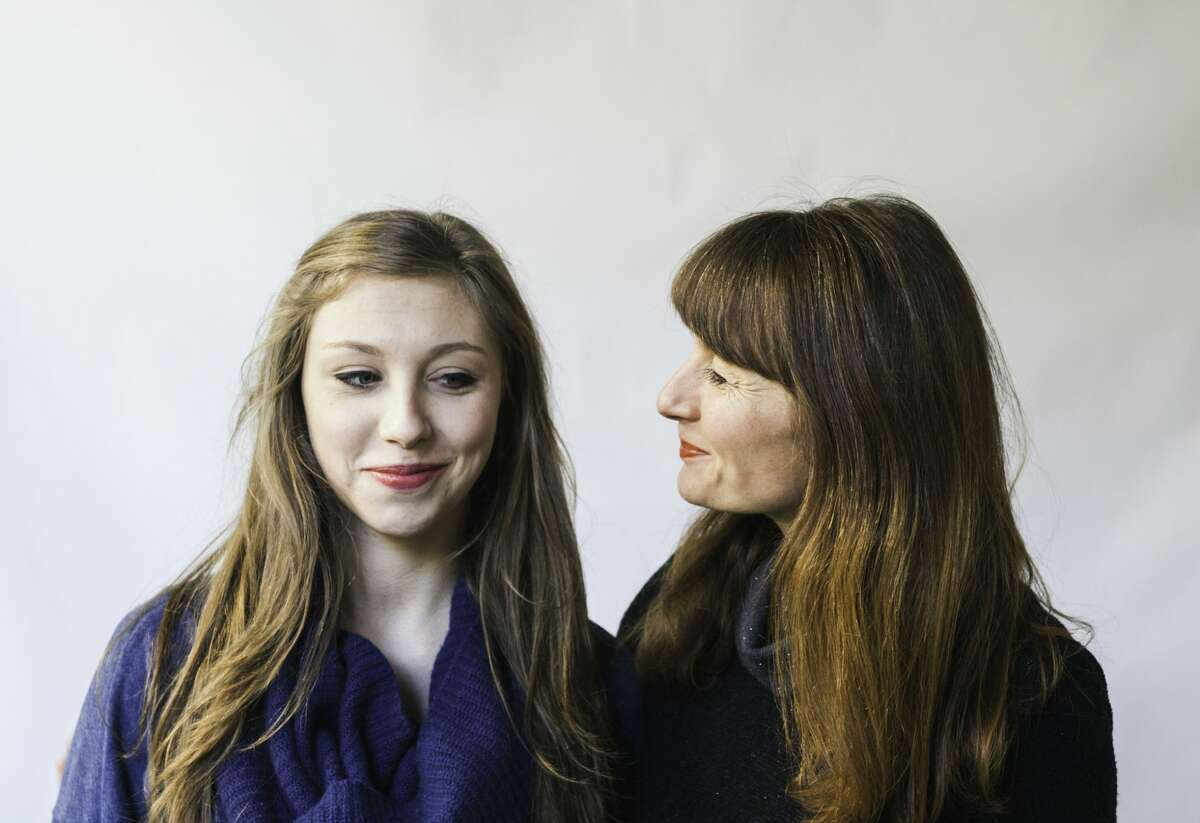 A daughter does not want to hear her mother being intimate with her new partner.