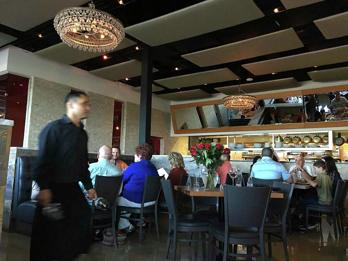 Owner Patrick Richardson plans to open the dining rooms at Silo Terrace Oyster Bar and his other properties on Friday.