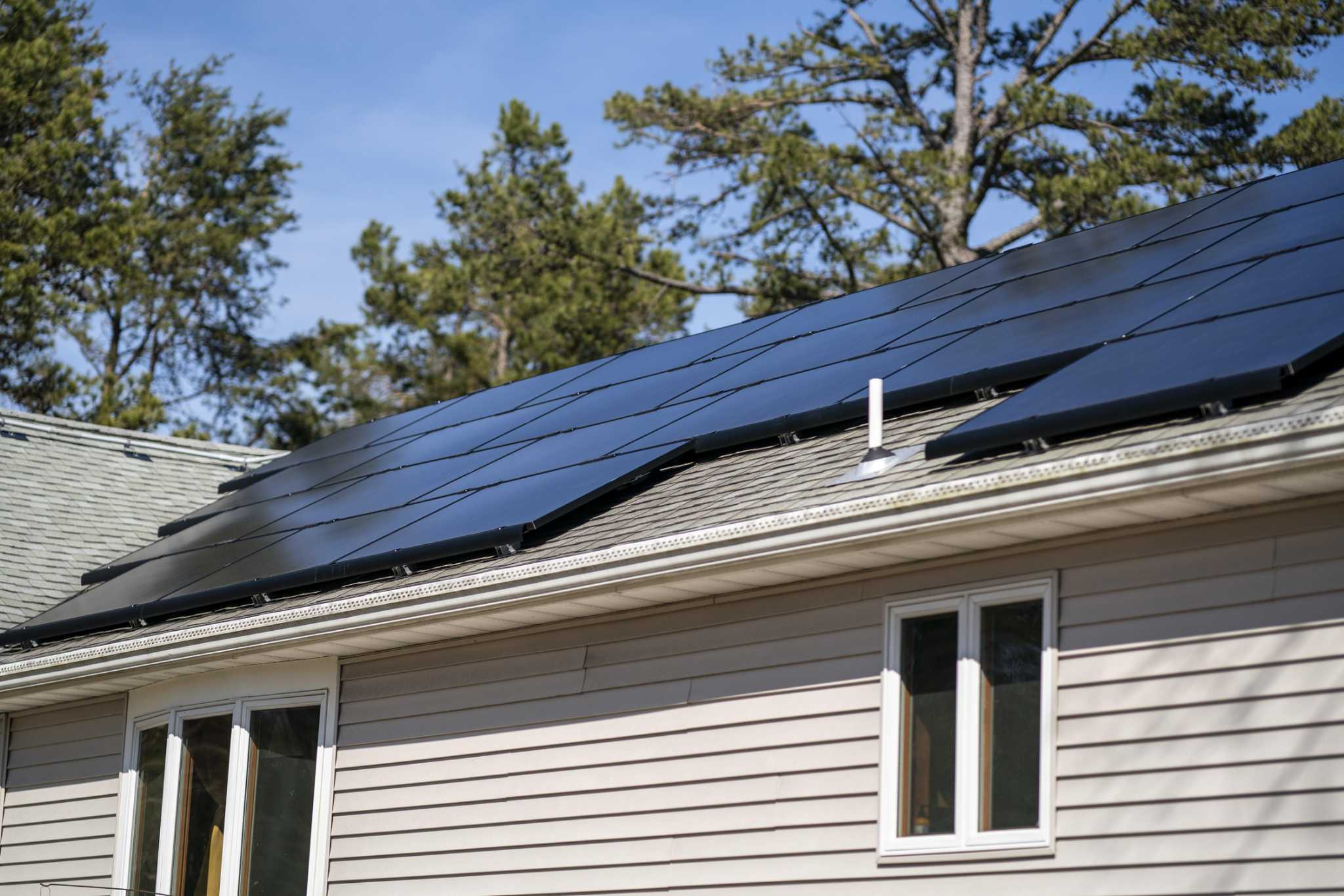 Rooftop Solar Panels Reaching Saturation Point Study