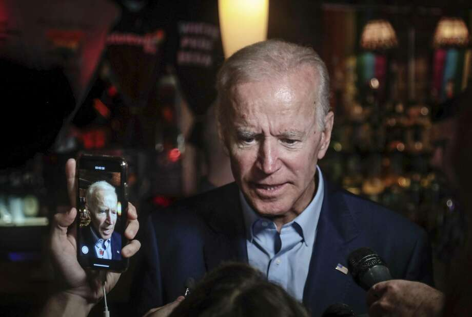 "Joe Biden declines to apologize for saying the Senate ""got things done"" with ""civility"" when dealing with segregationists. Photo: Bebeto Matthews / Associated Press"