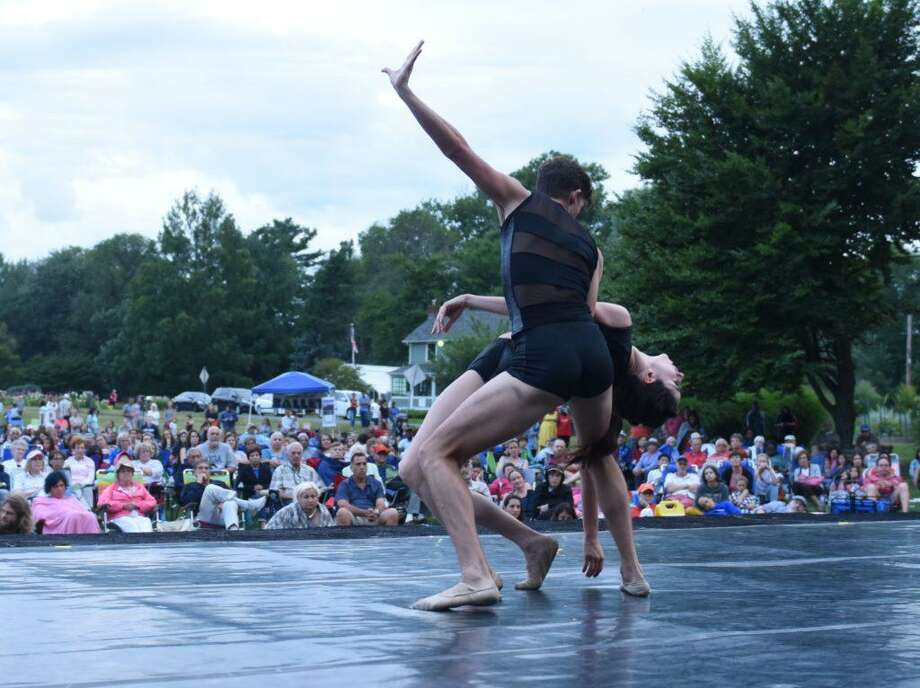 "The Connecticut Ballet is presenting ""Ballet Under The Stars"" at Ives Concert Park in Danbury July 14. Photo: Www.ivesconcertpark.com / copyright 2018"