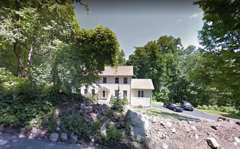 167 Middle River Road in Danbury Photo: Google Maps