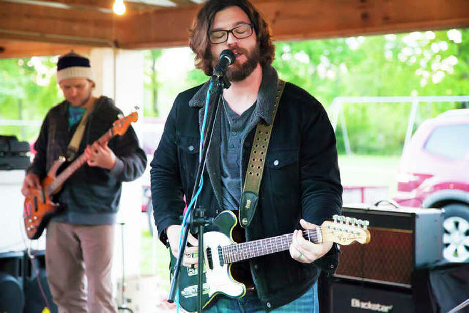 Jared Unfried is one of three songwriters to perform Saturday at Jacoby Arts Center in Alton at Songwriters in the Round. The quarterly event features local songwriters who share the stage for an intimate evening of storytelling and live music Photo: By Jeanie Stephens