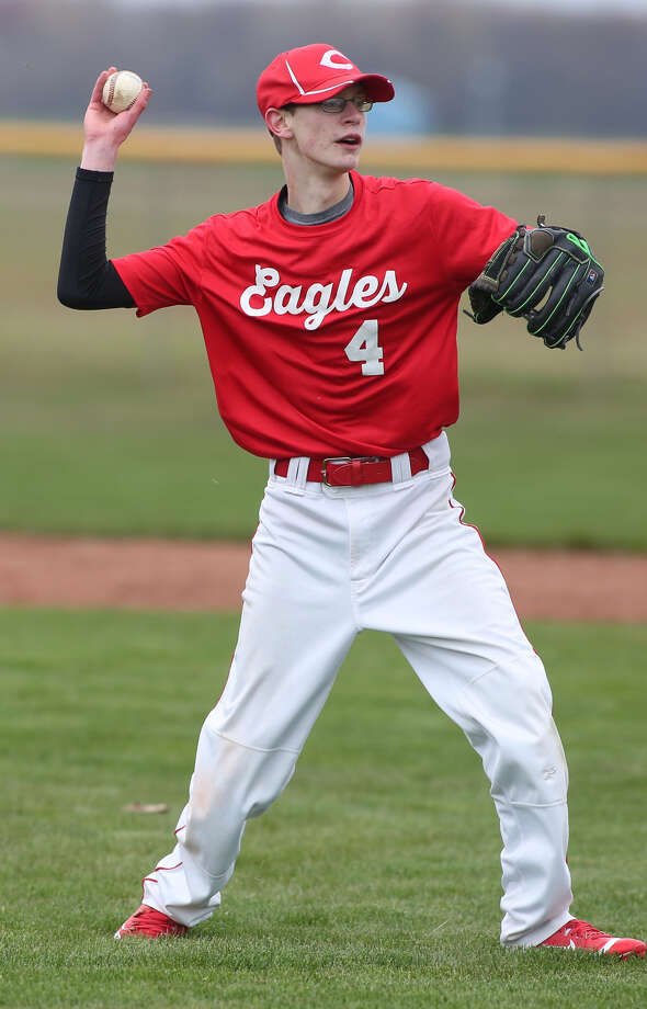Caseville's Jake Kennedy was named on the NCTL's Stripes Baseball Second Team.