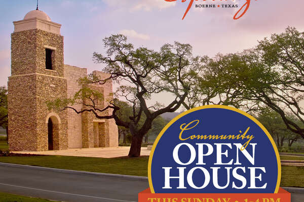 Sponsored by Lookout Group VIEW DETAILS for 100 Esperanza Blvd, Boerne TX, 78006 When: Jun/23 01:00pm 4:00pm Esperanza is Boerne's first true master-planned community featuring artful details and unbeatable resort-style amenities. Join us this Sunday from 1-4 PM for a Community Open House featuring 5 model homes and 10+ Move-in-Ready homes ranging from the $280s to $1 Million+. Learn more and search available homes at MyEsperanza.com, or schedule a Private Community Tour with Connie@MyEsperanza.com.