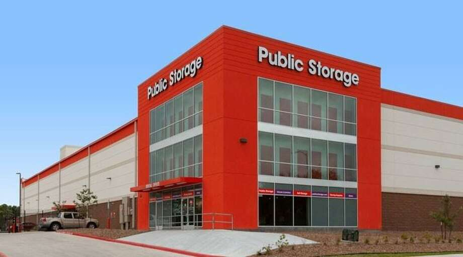 Public Storage's Houston market expansion includes rebuilding seven area facilities that were damaged by Hurricane Harvey in 2017. The new multistory location at 8555 Larkwood Drive in southwest Houston contains more than 1,400 units. It replaced a facility with 364 units. Photo: Public Storage