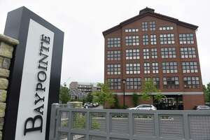 The Baypointe apartment complex at 112 Southfield Ave. in Stamford recently sold for $50 million.