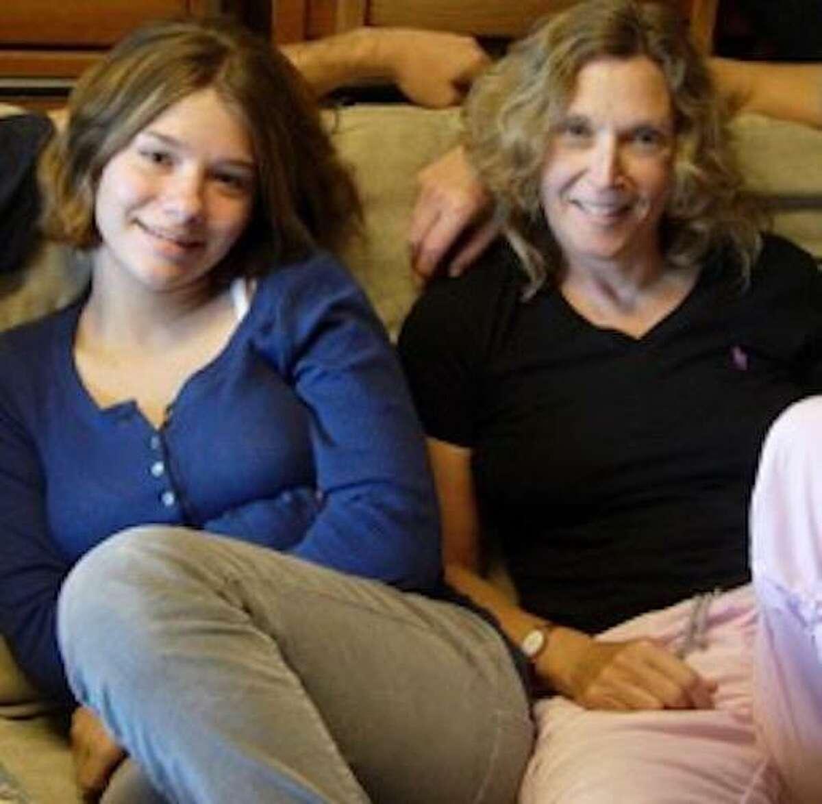 Alexa and her mom, Debbie Berman.