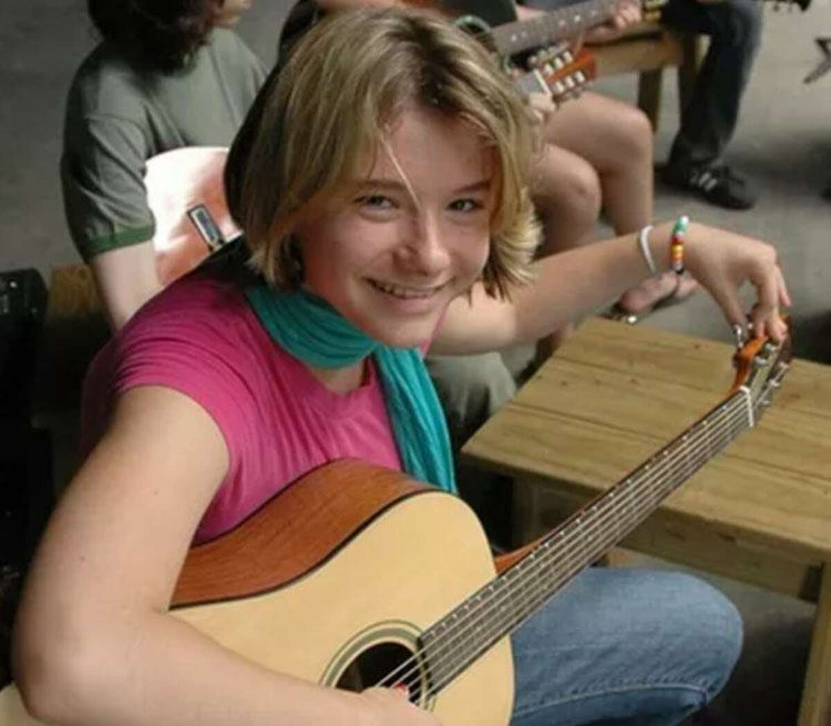 Alexa Berman loved music.