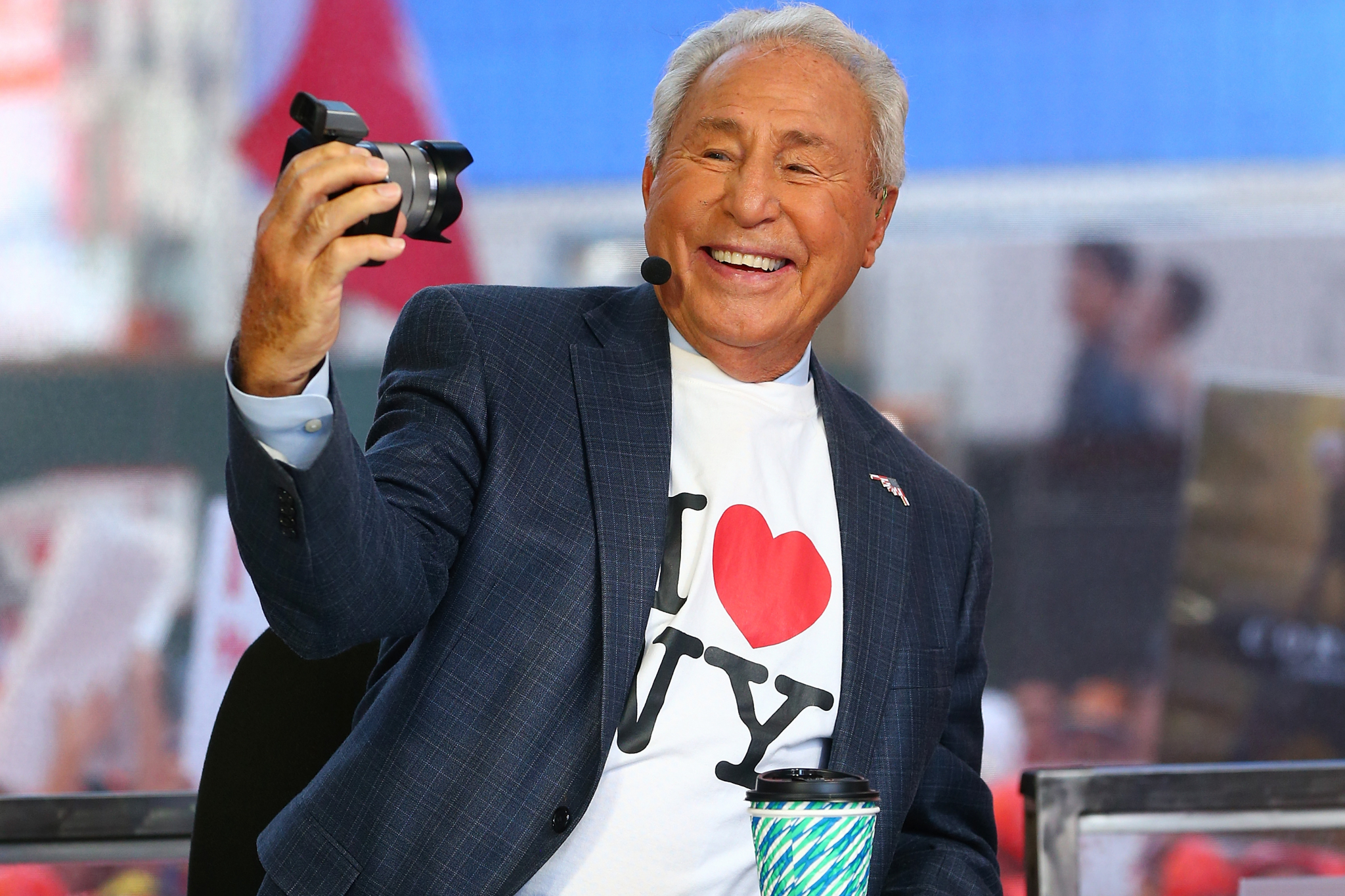 On TV/Radio: Hard to slow down ESPN's Lee Corso