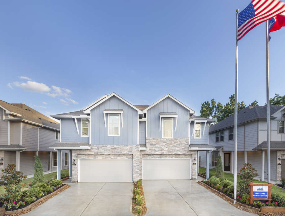 Lennar has opened the Chapel Heights community in the Garden Oaks/Oak Forest area. Photo: Lennar