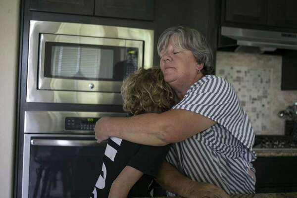 Petti McClellan-Wiese, mother of Texas child killed by