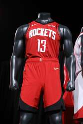 premium selection 97fc9 f09c4 With Rockets unveiling new uniforms, here's how Rockets ...