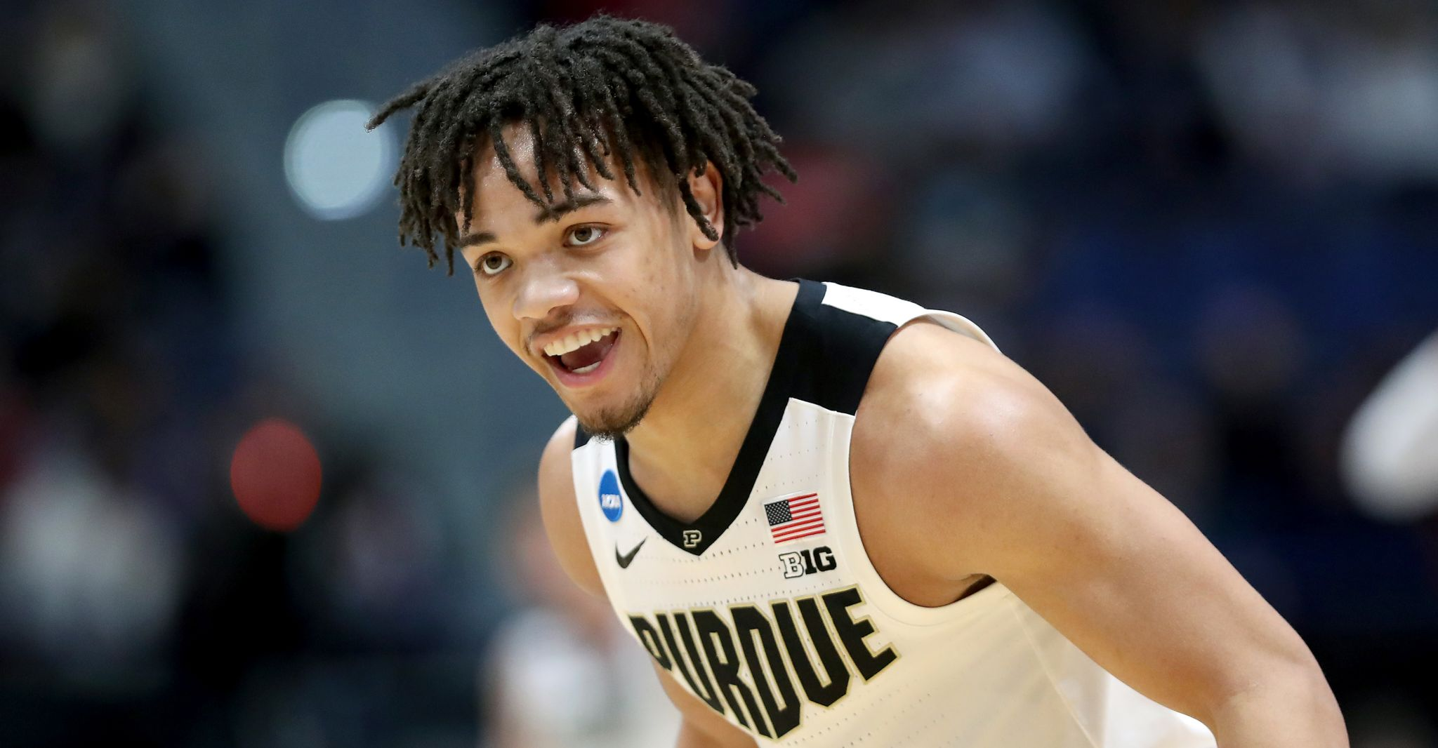 Atascocita's Carsen Edwards drafted by 76ers, then traded to Celtics