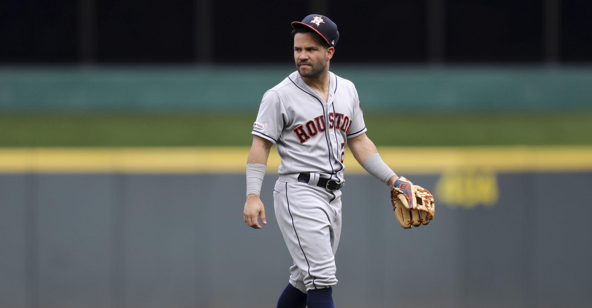 Smith: No wonder Astros have hit a wall