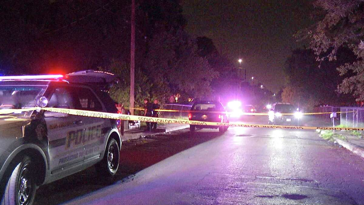 An young girl was hospitalized Thursday after she was shot in both legs on the West Side, police said.