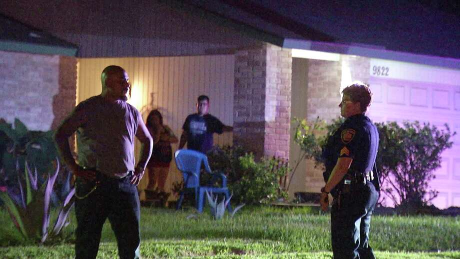 Two teenage boys were found suffering from gunshot wounds early Friday on the West Side, police said. Photo: Ken Branca