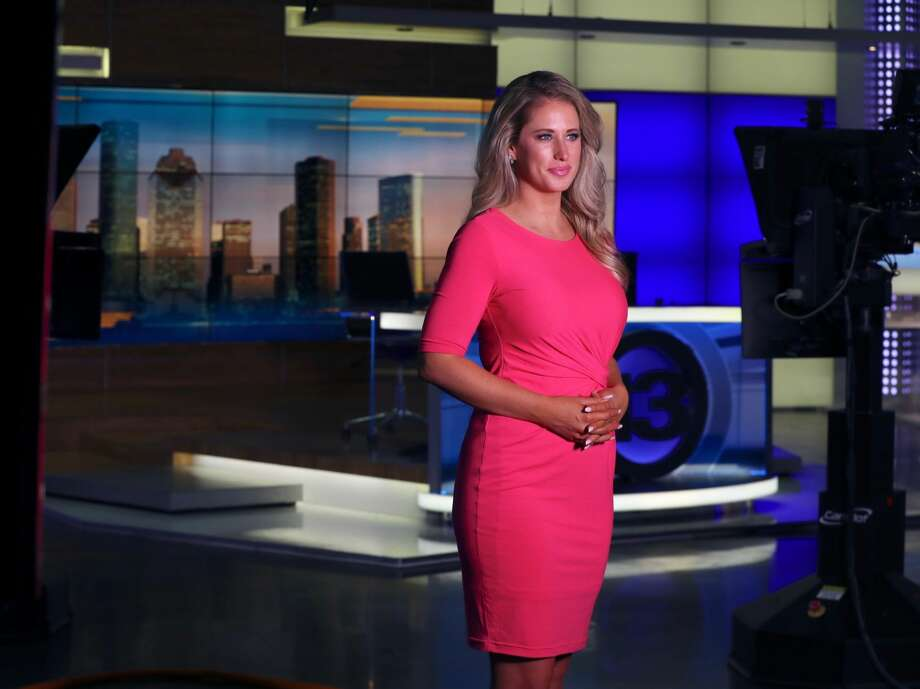 "PHOTOS: Mycah Hatfield began reporting at Houston's KTRK abc13 in June.  ""Everyone has been to friendly and so welcoming,"" Hatfield told Chron.com.  >>> See more on Hatfield ...  Photo: Courtesy"
