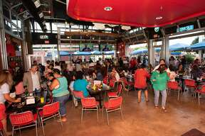 'Ladies were on the loose' at Luther's Cafe Thursday night for pride month.
