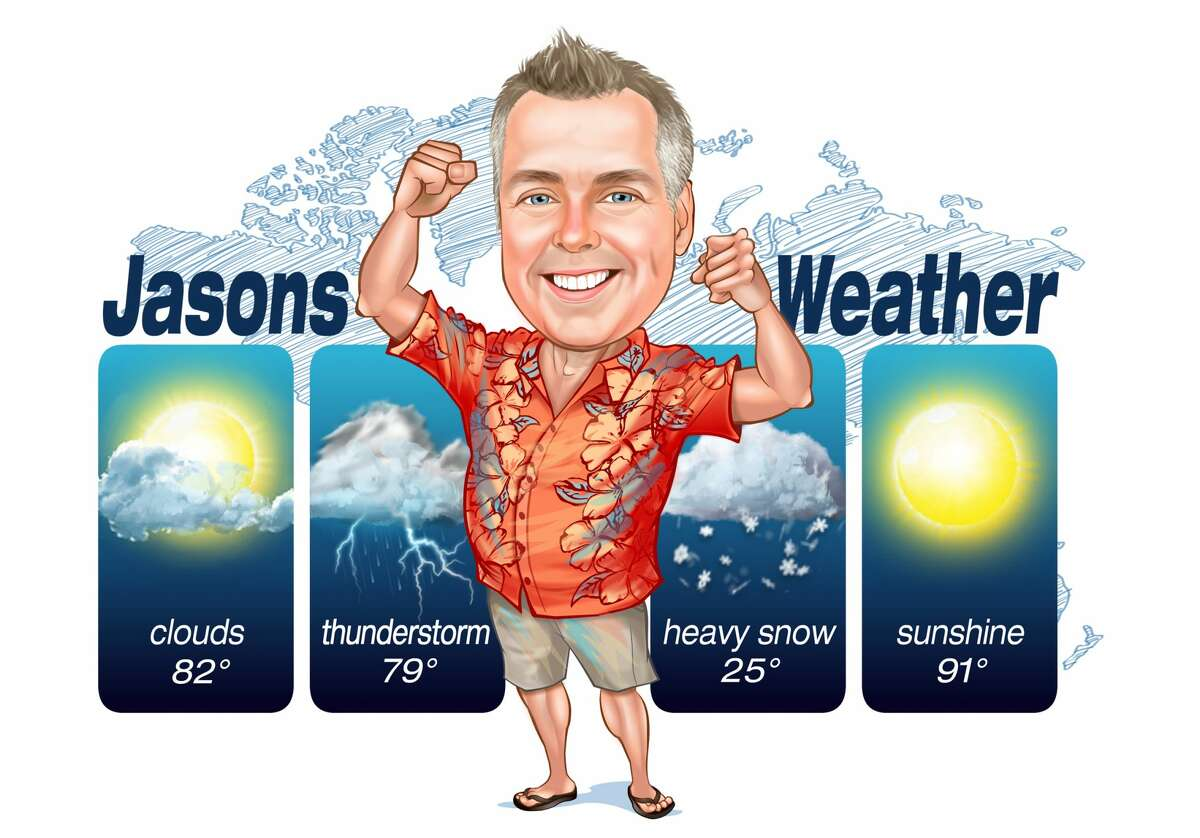 Meteorologist Jason Gough of Jasonsweather.com.