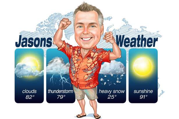 Meteorologist Jason Gough of Jasonsweather.com.